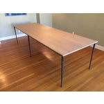 Image of Crate and Barrel Alcometti Dining Table