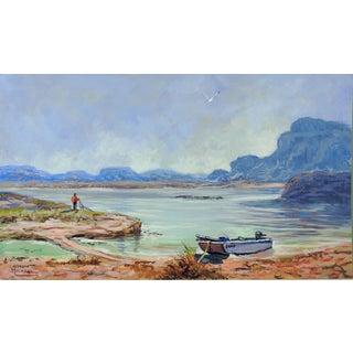 """Lake Powell, Arizona"" by Simon Michael"