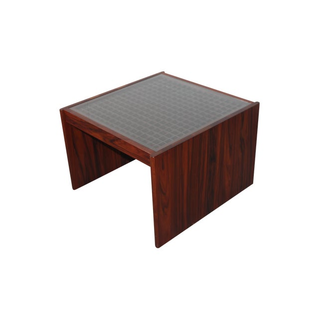 Rosewood Coffee/End Table by Komfort - Image 1 of 3