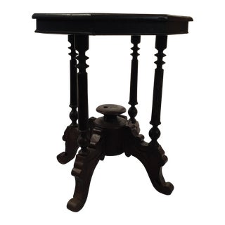 Antique Octagonal Table