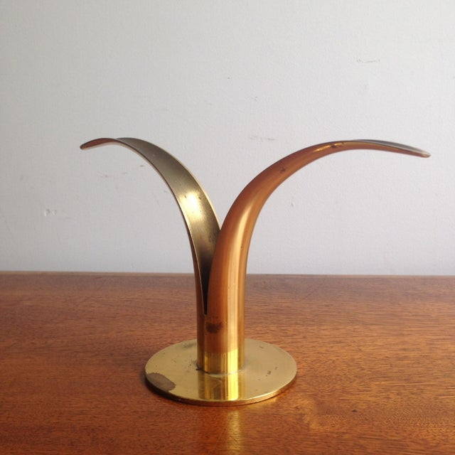 Single Ystad-Metall Candle Holder - Image 3 of 6