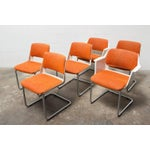 Image of Gispen Dining Chairs by A.R. Cordemeijer - Set of 6