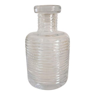 Crystal Spirits Decanter With Stopper