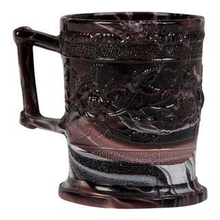 Northumberland Glass Mug, England c.1890