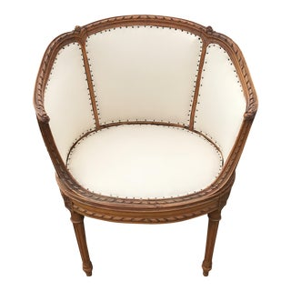 1930s French Side Chair