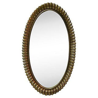Oval Syrocco Mirror