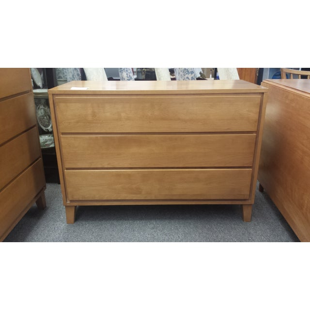 Image of Mid-Century Russel Wright Chest of Drawers
