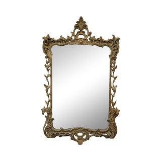 Vintage Italian Made French Louis XV Mirror