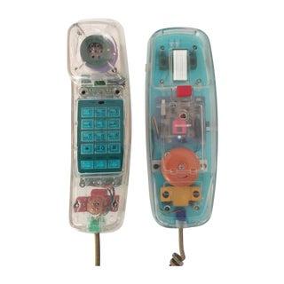 Acrylic See-Through Telephone