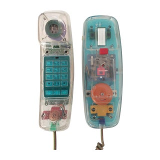 Acrylic See-Through Telephone