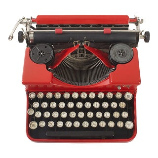 Rejuvenated Royal Typewriter - Excellent Working Condition