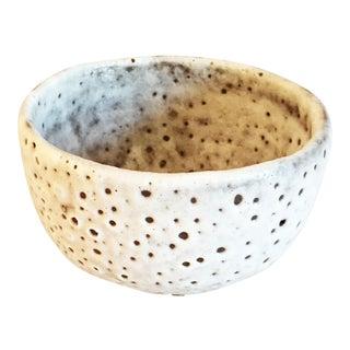 Japanese Earthenware Decorative Bowl