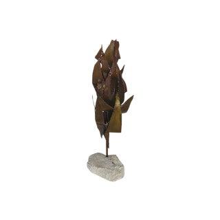 Silas Seandel Brutalist Sculpture