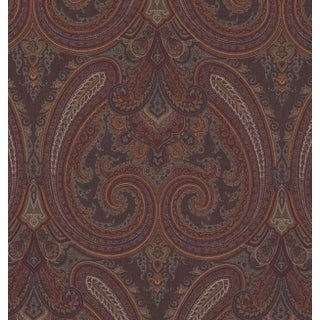 Ralph Lauren Galsworthy Paisley Fabric - 5 Yards