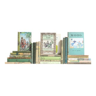 Children's Fantasy Library: Verdant Blend - Set of 26