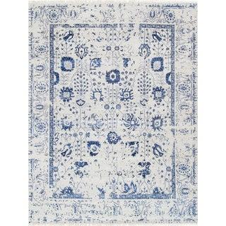 "Pasargad Transitiona Silk & Wool Rug - 9' 1"" X 12' 1"""