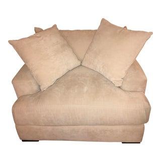 Contemporary Beige Stella Chair