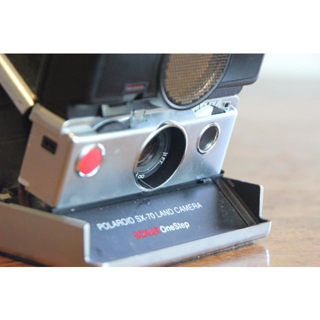 Vintage Polaroid SX-70 Sonar Camera - Image 7 of 11