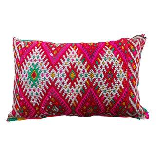 Moroccan Red Berber Kilim Pillow