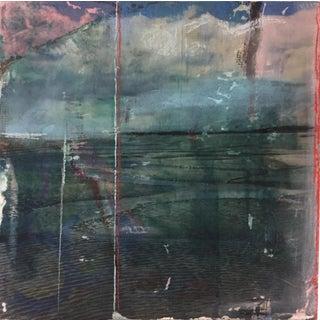 """Tidal Pools"" Painting"