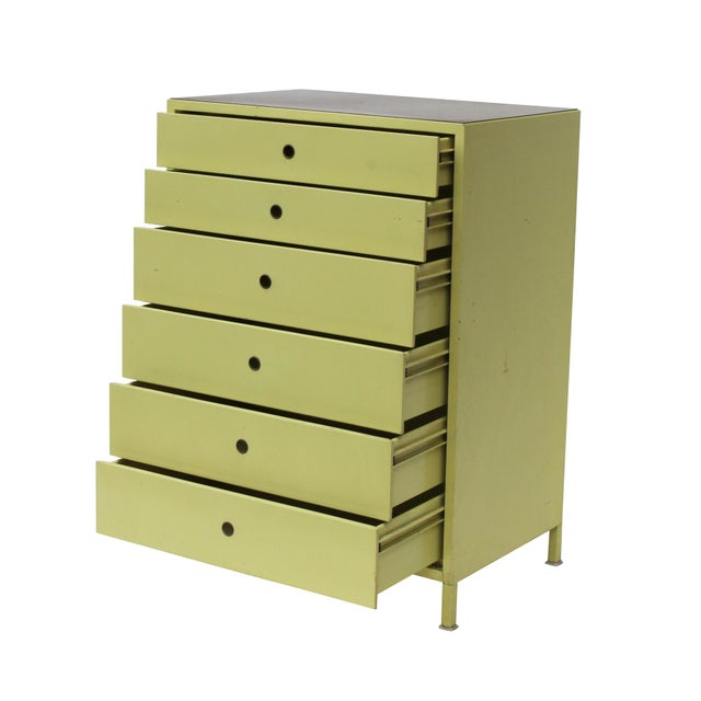 Early Modern Chest Dresser by Norman Bel Geddes for Simmons, #1 - Image 9 of 10