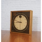 Image of 1970s Elgin Wall Clock