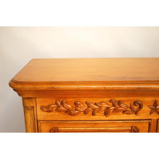 Ferguson Copeland Carved Buffet Sideboard - Image 7 of 7