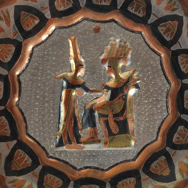 Decorative Egyptian Wall Plates - Image 5 of 10