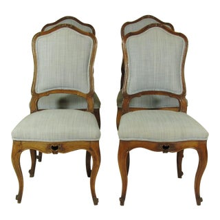 18th C. Italian Side Chairs - Set of 4