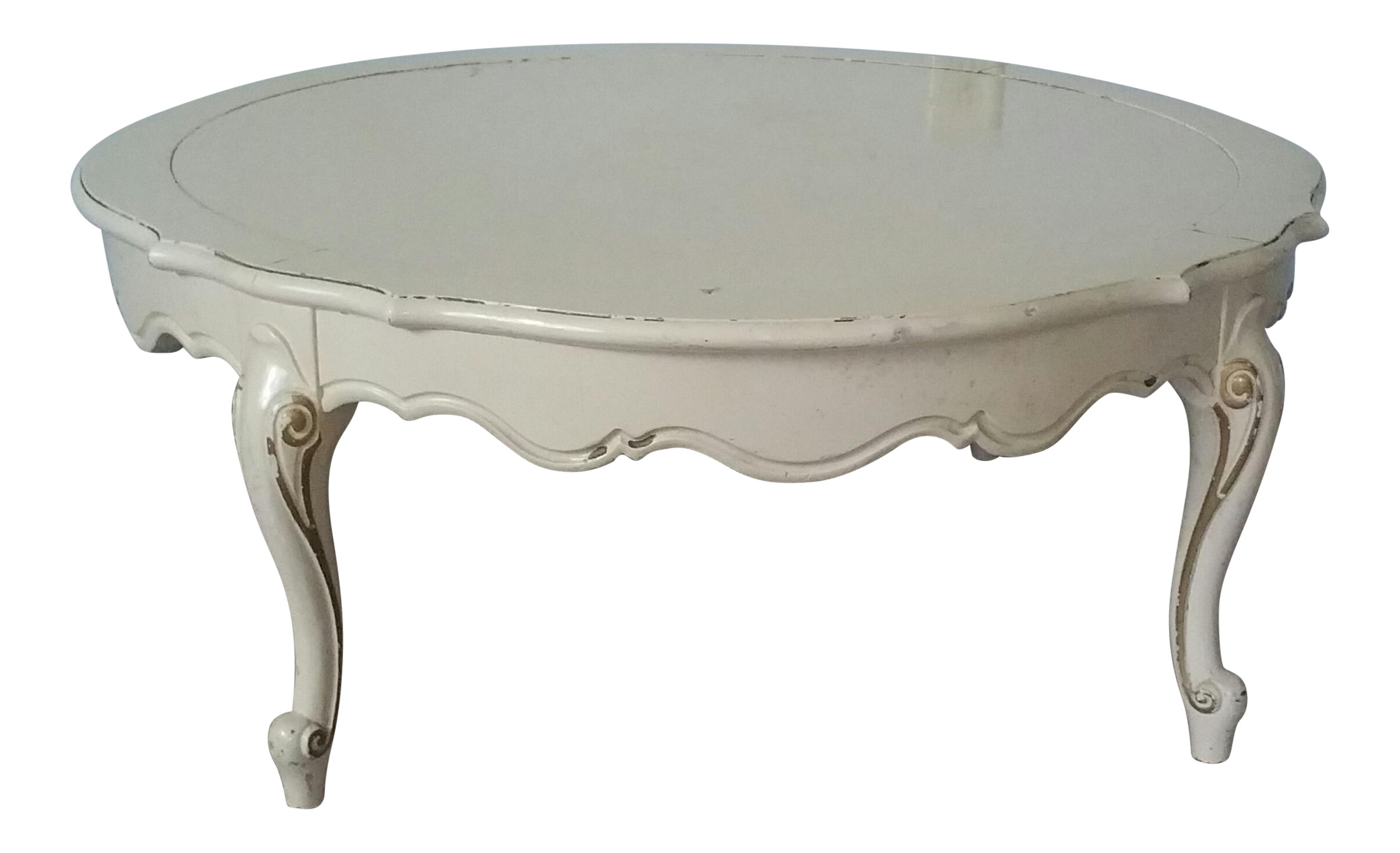Vintage Used French Provincial Coffee Tables Chairish