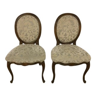 Late 19th Century French Chairs - A Pair