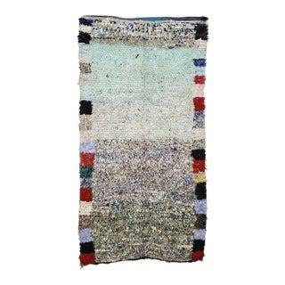 Berber Boucherouite Carpet