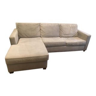 Gently Used West Elm Furniture Up To Off At Chairish - Henry sectional sofa