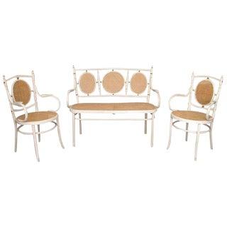 Bentwood Salon - Set of 3
