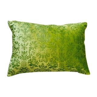 Velvet Embossed Pillow