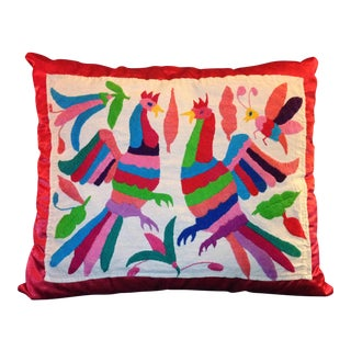 Otomi Accent Pillow