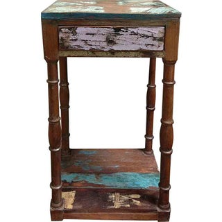 Rustic Telephone/Hall Table