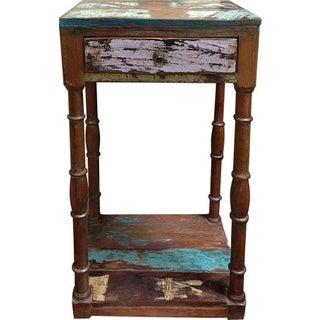 Rustic Telephone/Hall Table