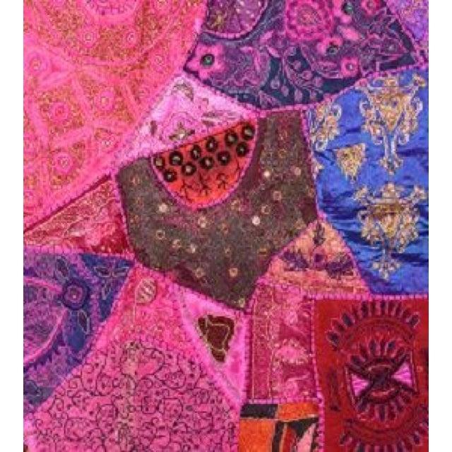 Bright Pink Multi-Purpose Vintage Panel - Image 2 of 2