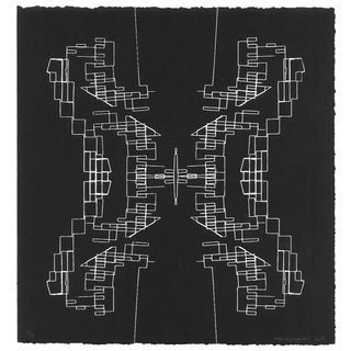 Noémie Jennifer Winged Silkscreen Print