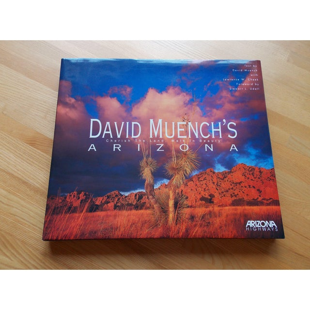 David Muench's Arizona Photography Coffee Table Book - Image 2 of 8