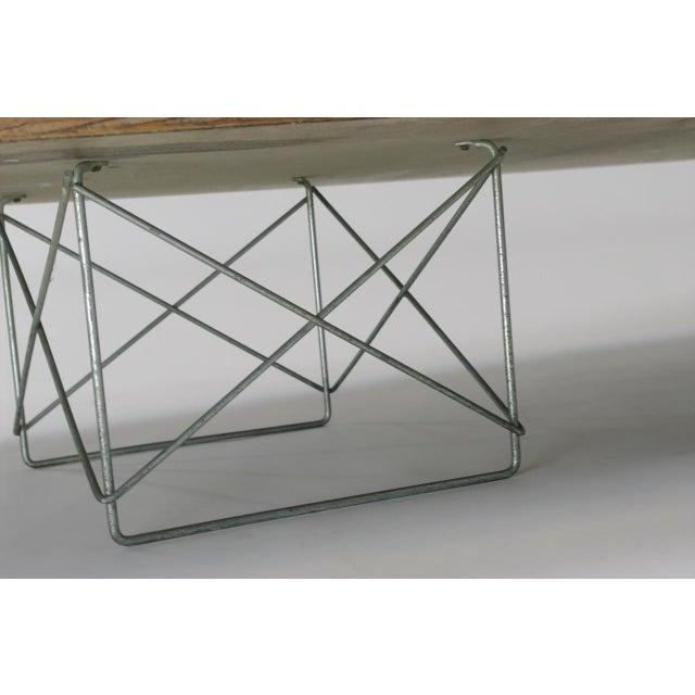 "Eames Elliptical ""Surfboard"" ETR Coffee Table - Image 7 of 11"
