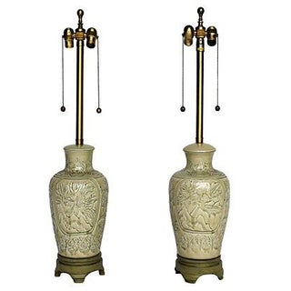 Marbro Table Lamps - Pair