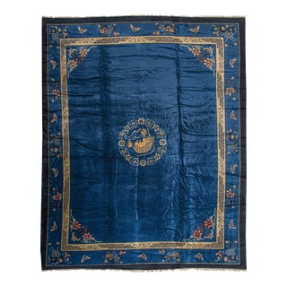 Chinese Peking Rug - 14′8″ × 18′