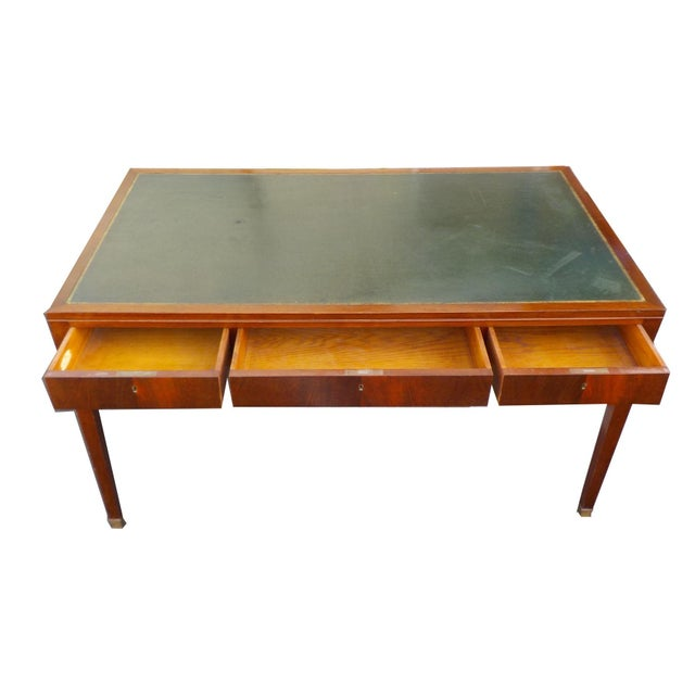 Lysberg Hansen & Therp Wood Minimalist Desk - Image 2 of 9