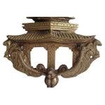 Image of Brass Pagoda Door Knocker