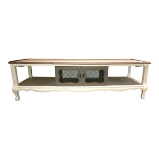 French Provincial/Shabby Chic Coffee Table