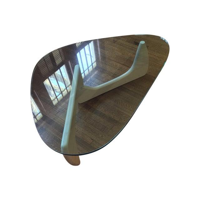 Dwr Noguchi White Ash Coffee Table Chairish
