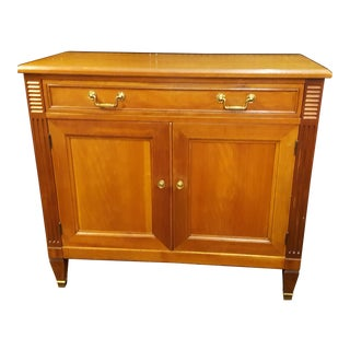 Kindel Furniture Co. Cherry Cabinet