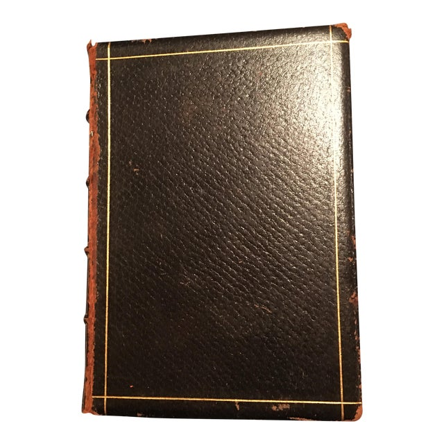 "1892 Leather ""Into Morocco"" 1st Edition Book - Image 1 of 10"